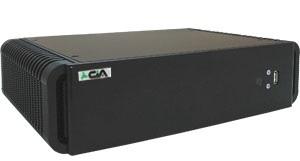 VIDEOREGISTRATORE 16CH MPEG4 320GB TRIP LAN,USB - CIA TRADING TVV7016L