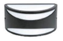 GIGRA LINE - PLAFONIERA ALLUMINIO SCHERMO POLICARBONATO - GIGRA LINE PD-001/SI