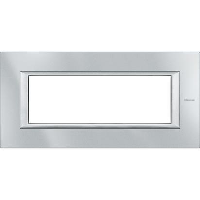 AXOLUTE - PLACCA 6P TECH - BTICINO LEGRAND HA4806HC