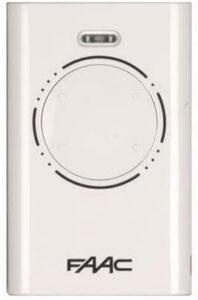 Telecomando Trasmettitore FAAC XT XT4 433 SLH LR Rolling Code 787008 - FAAC 787008