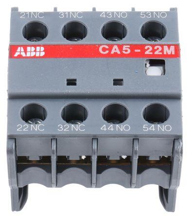 CA 5-22M CONTATTO AUSILIARE - ABB SACE EN 813 0
