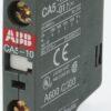 CONTATTO AUSILIARIO A VITE CA 5-04 E - ABB SACE EN 275 2
