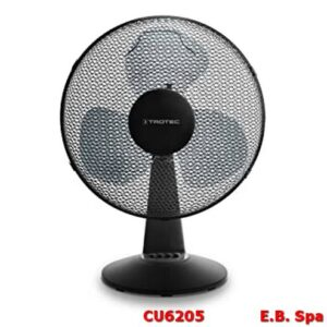 Zephir - Ventilatore da Tavolo; diametro girante 300 mm con telecomando false, oscillazionetrue - ZEPHIR ZNG30