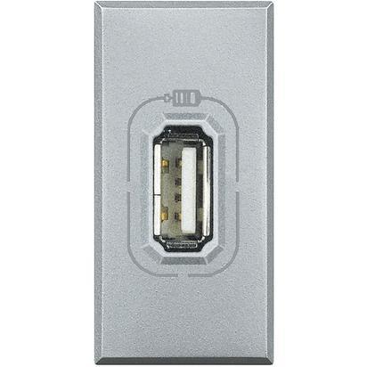 AXOLUTE - CARICATORE USB TECH - BTICINO LEGRAND HC4285C