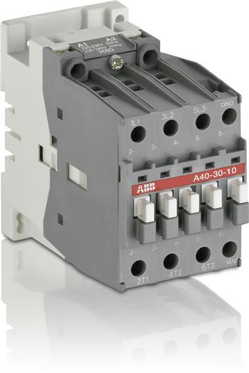 CONTATTORE A40-30-10 24V/50-60HZ - ABB SACE EN 170 5