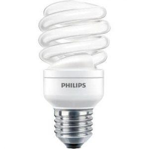 Philips TORN15CDL - Economy Twister - Compact fluorescent lamp with integrated ballast - Classe di efficienza energetica (ELL): A - Temperatura di colore correlata (Nom): - PHL TORN15CDL
