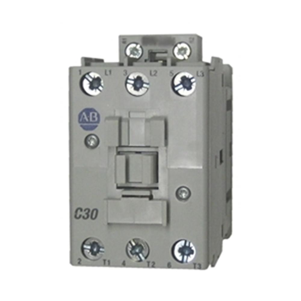 CONTATTORE 30A 15KW 24V 50/60HZ AC3 - COD. 100-C30KJ00