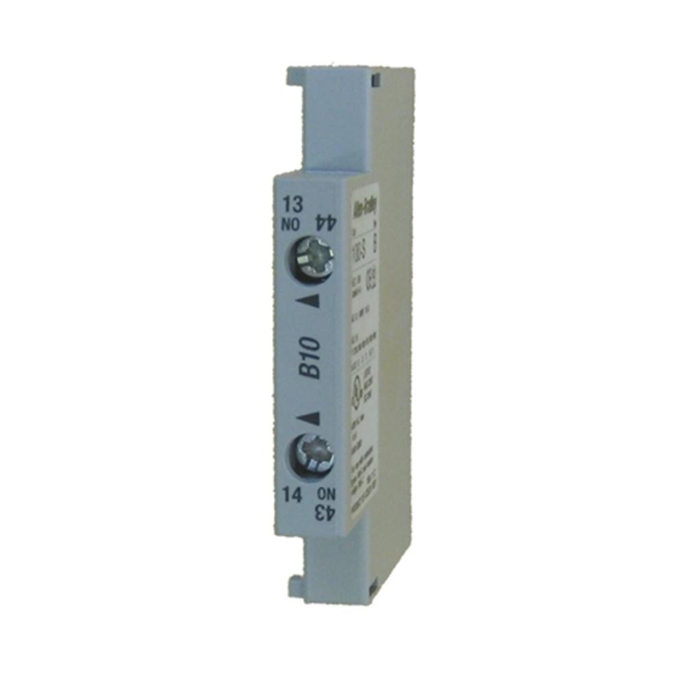 Blocco di contatto ausiliario per montaggio laterale - COD. 100-SB-10