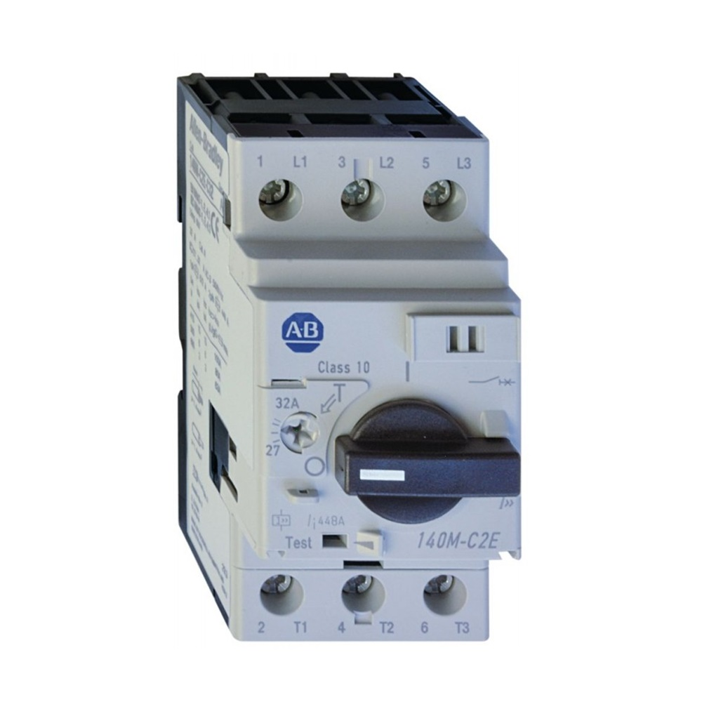 Interruttore protezione motore salvamotore 3 Poli 20 25 A 15 kA, 415 V - COD. 140M-C2E-C25