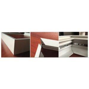 Kit installazione per pannelli led a plafoniera - KITLP120PLAF - GIGRA LINE KITLP120PLAF
