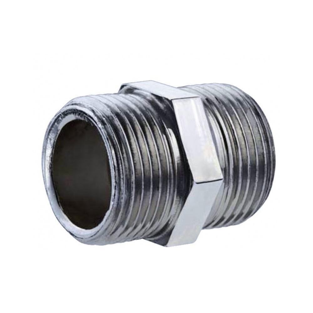 """Nipple acciaio zincato diametro 3/8"""" m - COD. 2803/8"""