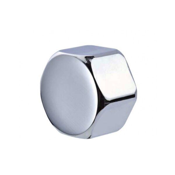 """Tappo femmina acciaio zincato ø1/2"""" - COD. 3001/2"""