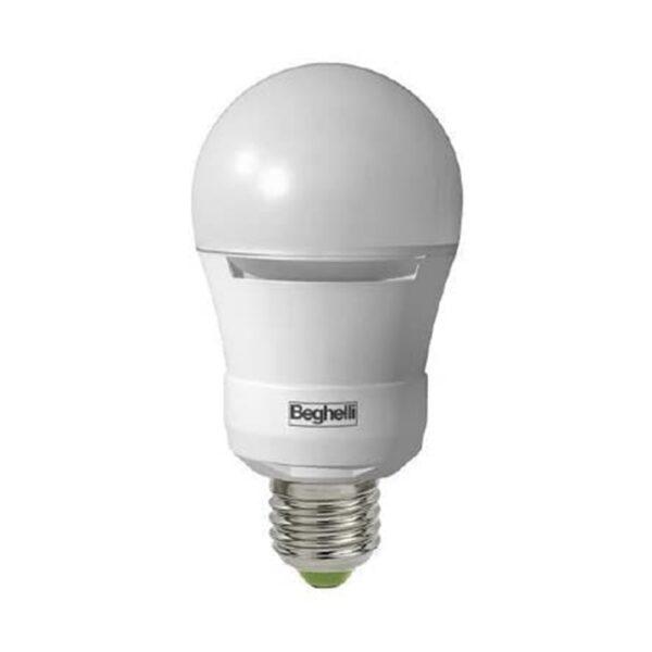 LAMPADA SORPRESA LED ANTI BLACK OUT 11W E27 4000K BEGHELLI - COD. BEG56301