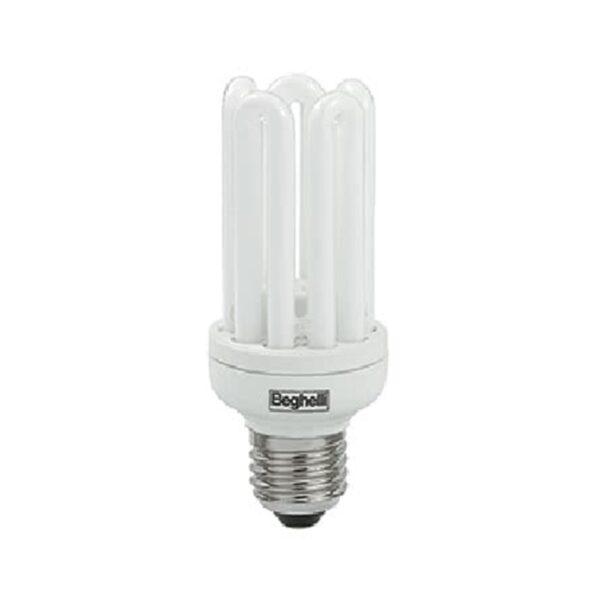 Lampada Mini Compact 13W 230V E14 4000K Beghelli - COD. BEG50710