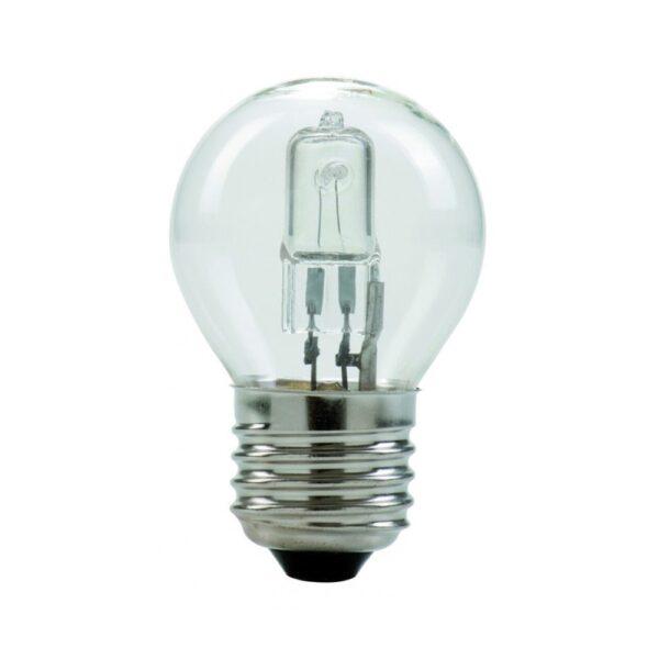 LAMPADINA SFERA E27 42W 230V BEGHELLI - COD. BEG54914