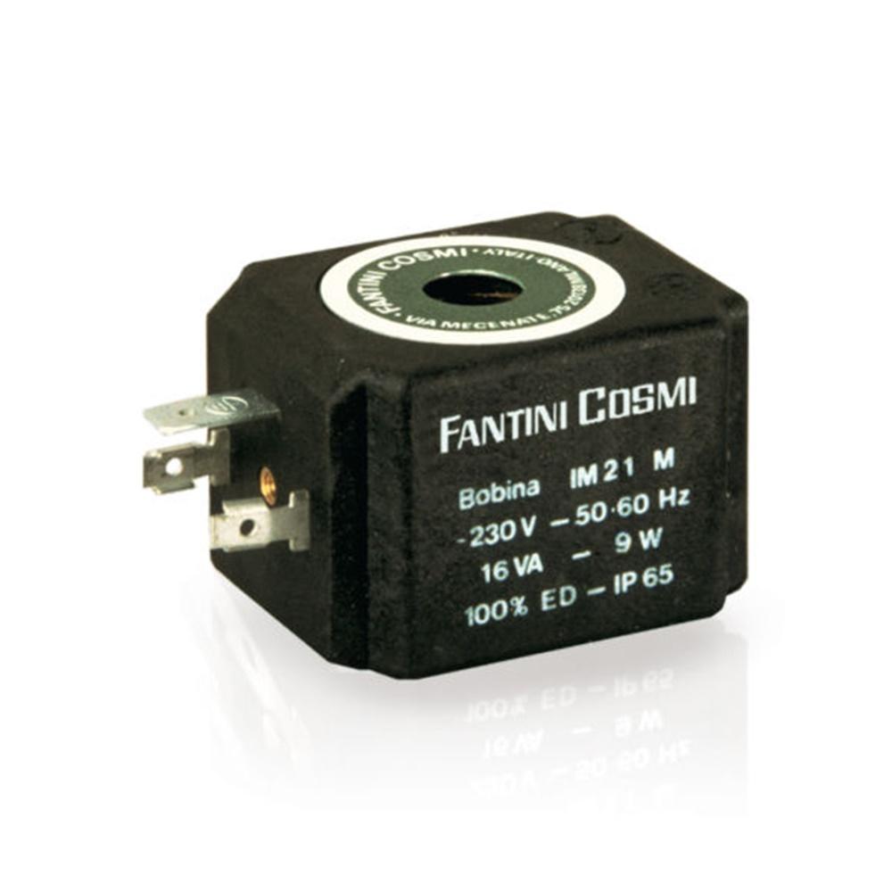 Bobina per elettrovalvola acqua 230vca 50-60hz per m20-m23 Fantini Cosmi - COD. BOBINA220
