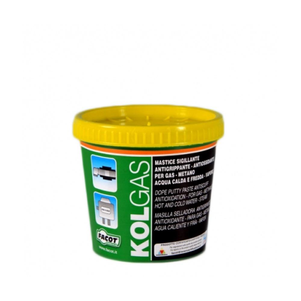Pasta verde antigrippante per gas 460gr - COD. KOLGAS