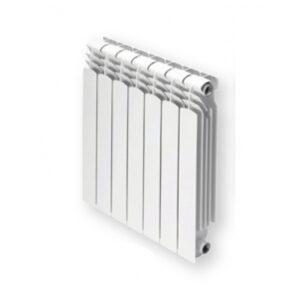 Radiatore in alluminio profondita' 10cm altezza 700mm interasse 600mm Ferroli - COD. PROTEO600