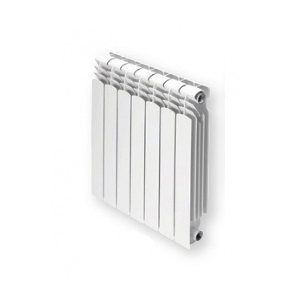 Radiatore in alluminio profondità 10cm altezza 800mm interasse 700mm - COD. PROTEO700