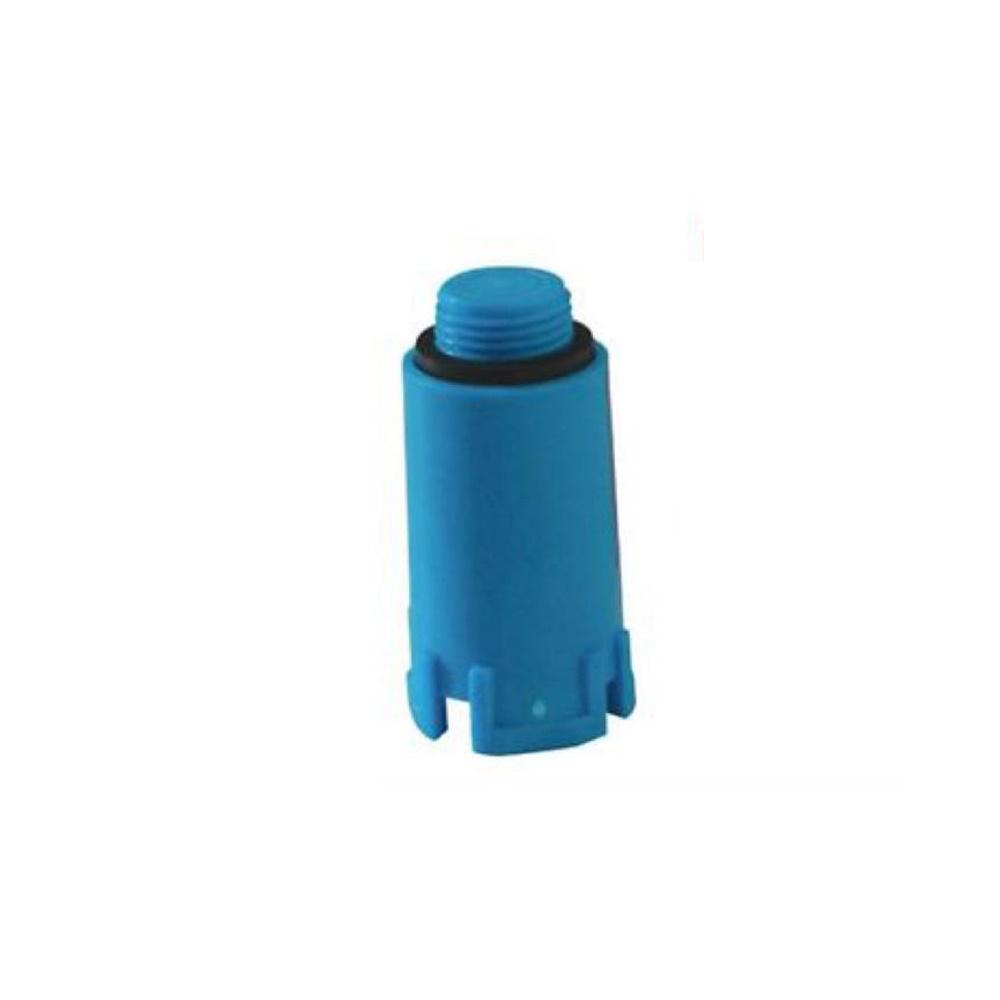 Tappo per prova impianti colore blu - COD. TAPPOB