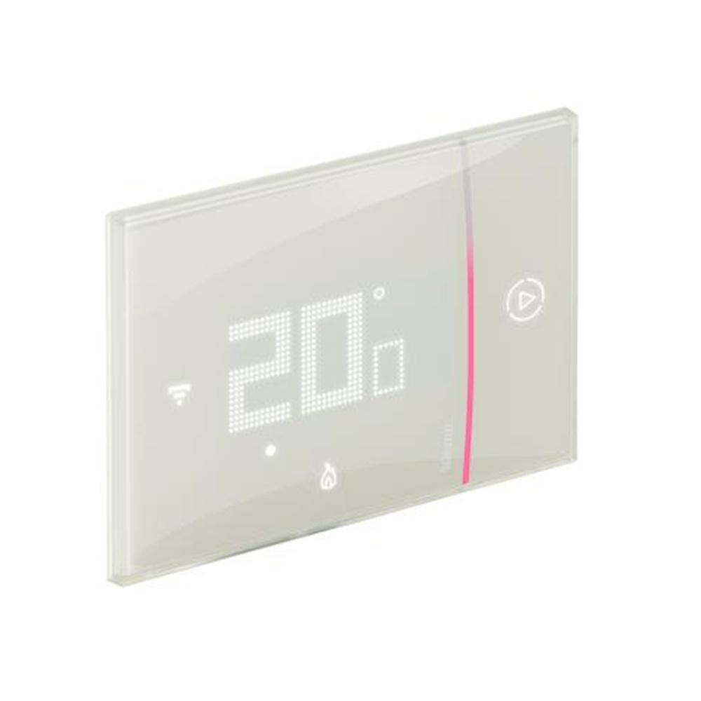 Termostato Connesso Wifi Smarther 2 Ad Incasso Sabbia 230v Netatmo - BTICINO LEGRAND XM8002