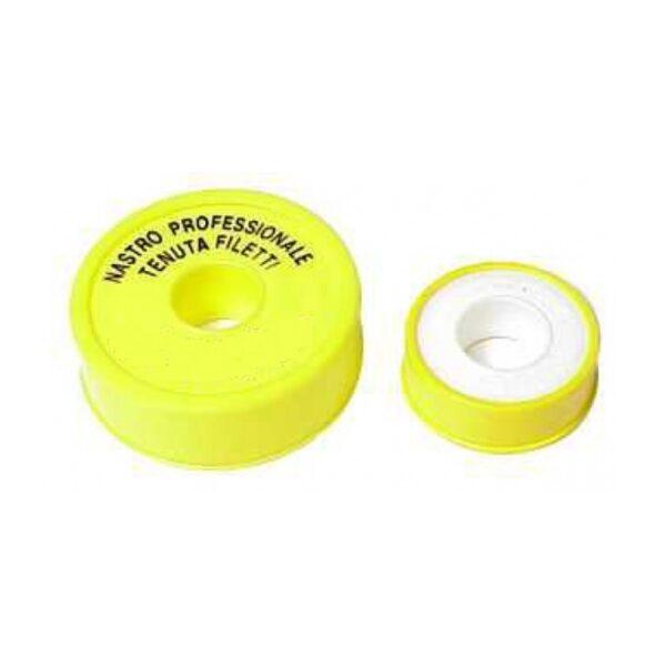 Rotolo teflon gas 12 mm × 12 mt - COD. TEFLONG