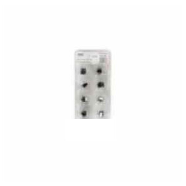 Confezione 8 tasti aggiuntivi per citofono Signo bianco - URMET 1140/55
