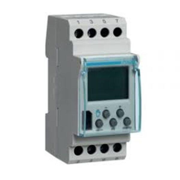 Interruttore orario elettronico a 1 via 7 giorni versione base - COD. FLASH23801