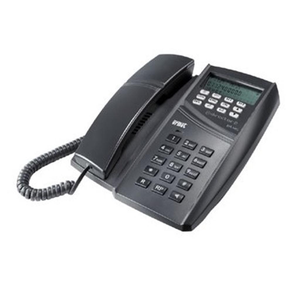 Telefono multifunzione Director 2 plus con tasti citofonici antracite - URMET 4091/5