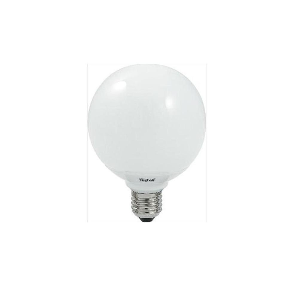 Lampada Fluorescente Compatta Compact Globo E27 25W 230V 2700K Beghelli - BEGHELLI 50207