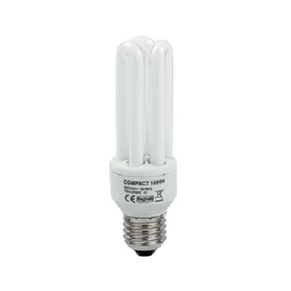 Lampadina a Tubi Fluorescente Compatta 11W 230V E27 6500K Beghelli - BEGHELLI 50219