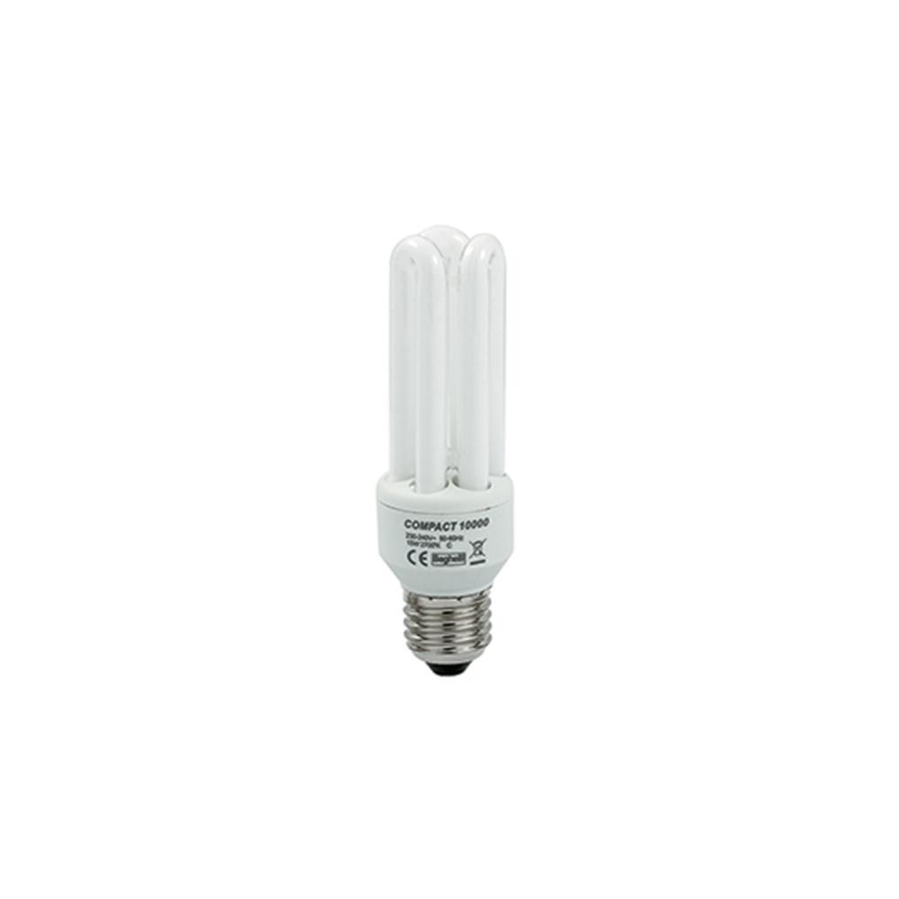 Lampadina a Tubi Fluorescente Compatta 15W 230V E27 6500K Beghelli - BEGHELLI 50220