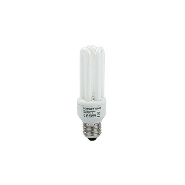 Lampadina a Tubi Fluorescente Compatta 20W 230V E27 6500K Beghelli - BEGHELLI 50221