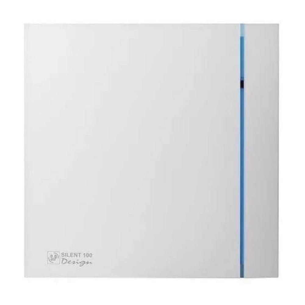 ASPIRATORE ELICOIDALE PER CONDOTTO SILENT-100 CZ DESIGN 100 MM - SEP 5210601800