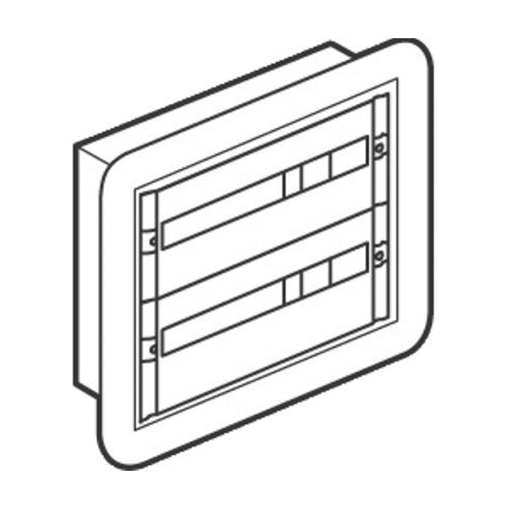 Quadro da incasso 48 moduli componibile - BTICINO LEGRAND 94520I