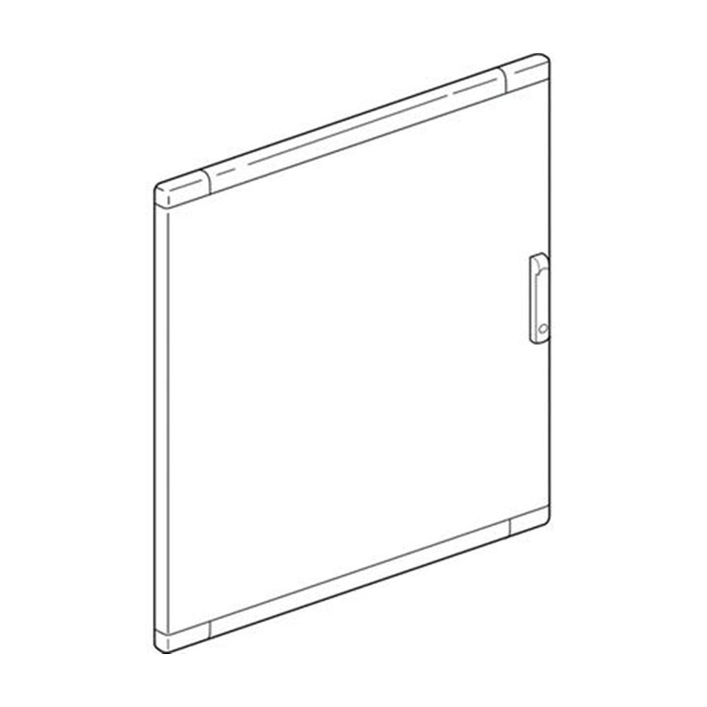 Porta in lamiera per quadri da parete e da incasso SDX 515x400mm - BTICINO LEGRAND 94520LA