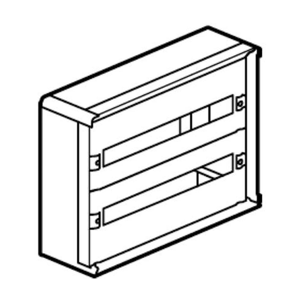 Quadro da parete 48 moduli componibile PVC - BTICINO LEGRAND 94520P
