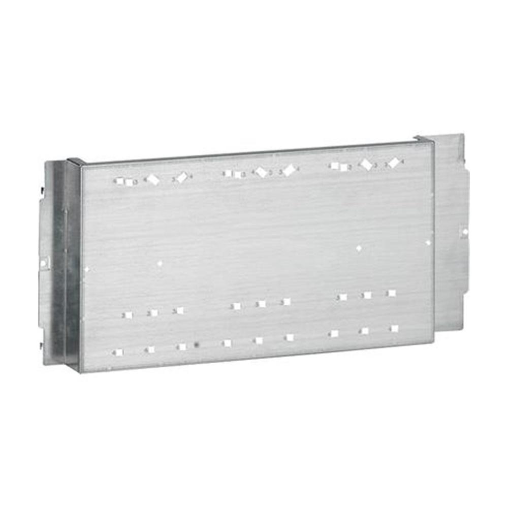 Piastra di fissaggio per MW250 in quadri e armadi LDX-P LDX400 MDX400 - BTICINO LEGRAND 9561PC/W