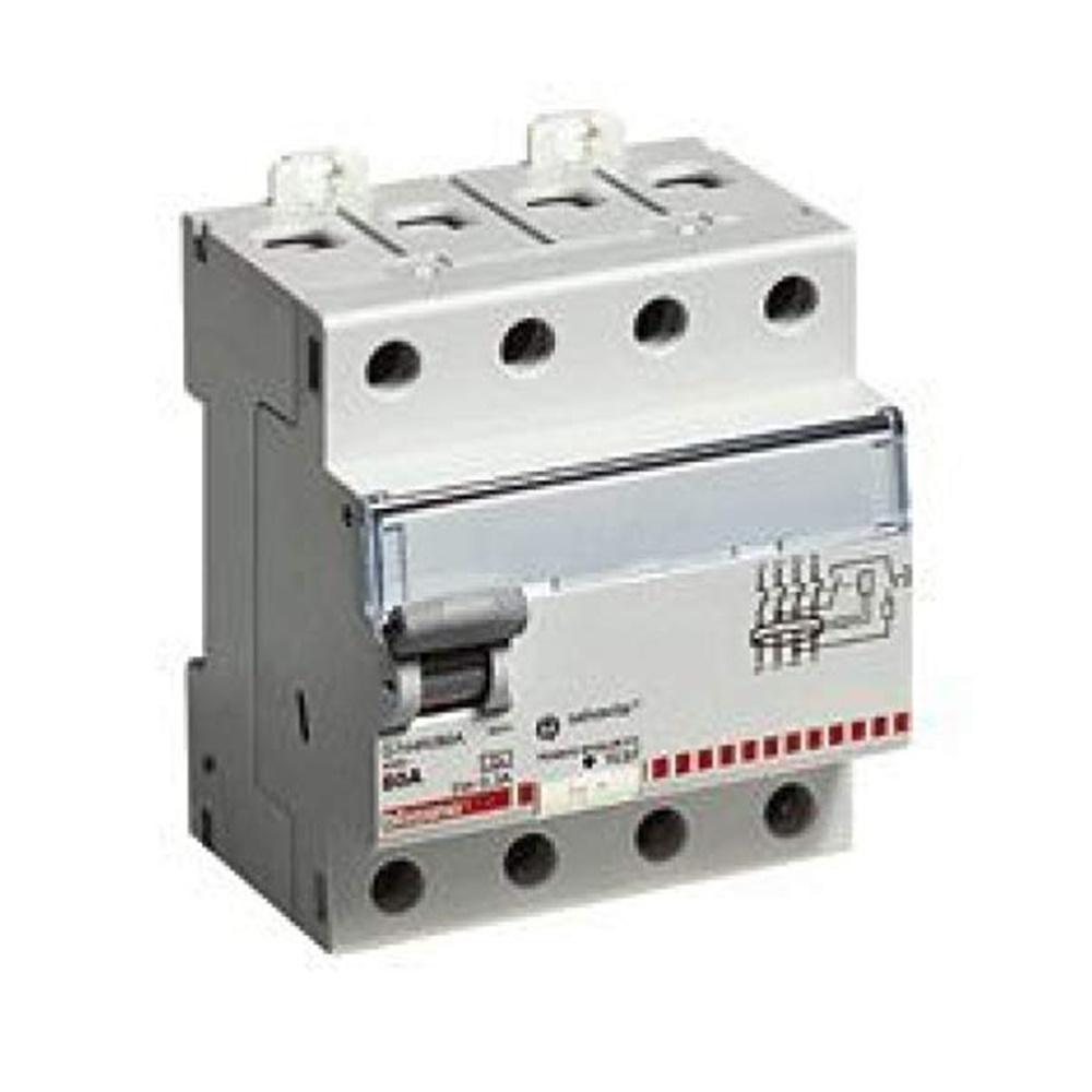 Interruttore differenziale puro A 4P 25A 30MA - BTICINO LEGRAND G743N/25A