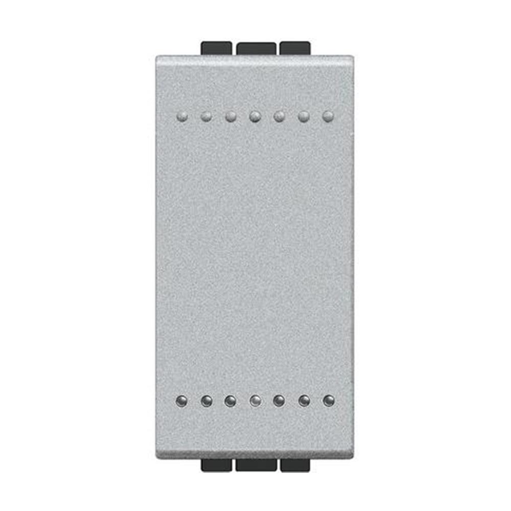Pulsante con morsetti automatici 1 modulo Living Light Tech - BTICINO LEGRAND NT4005A
