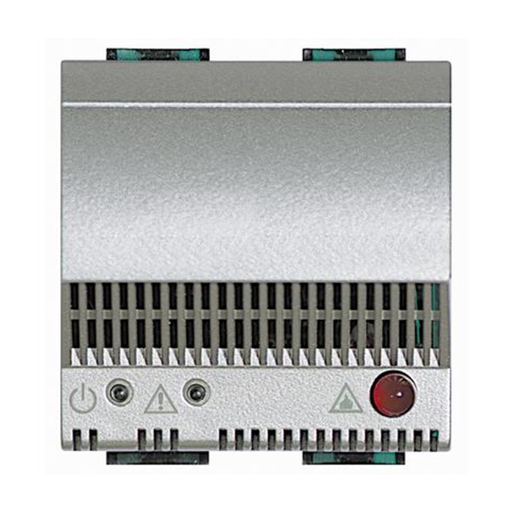Ripetitore di segnale per rivelatore gas segnalazione ottica ed acustica Living Light Tech - BTICINO LEGRAND NT4520