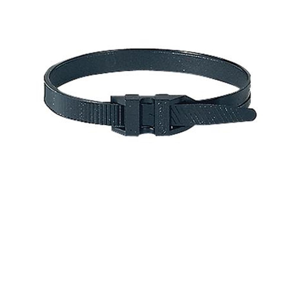 Collare nero 9X185MM Fascetta Colson - LEG 031913