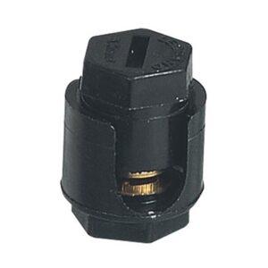 Morsetti antitranciatura Volante Testa esagonale 2X6MMQ - LEG 034030