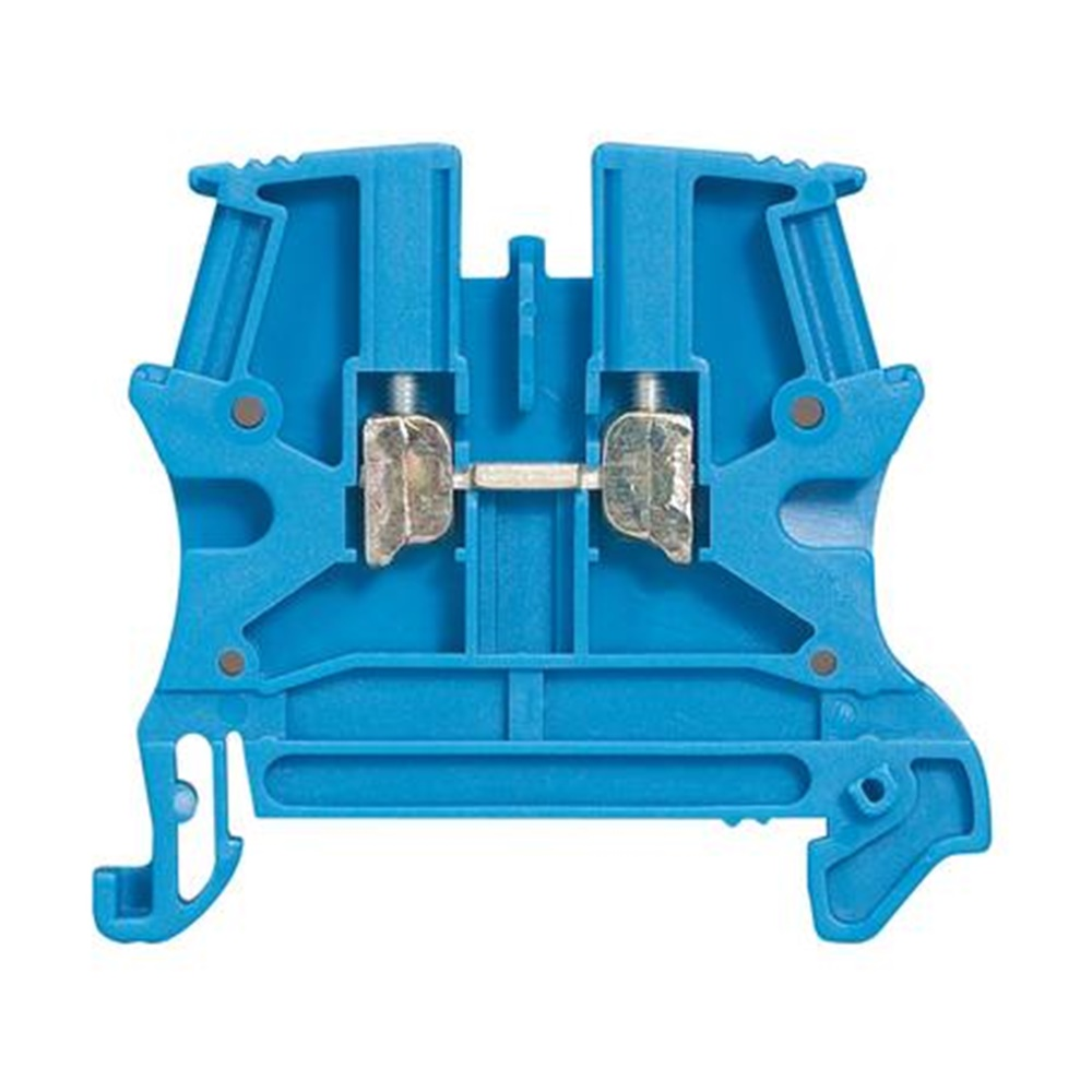 Morsetto a vite standard per conduttori di neutro 4MMQ - LEG 037101