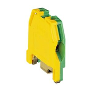 Morsetto per collegamento di terra giallo/verde 2.5 mmq - LEG 039370