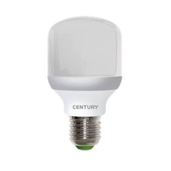 Lampadina fluorescente 20W E27 luce calda 2700K - COD. CEN202727