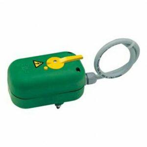 Servocomando elettrico con sblocco manuale tensione 230 V - FAR SPA 3005 40