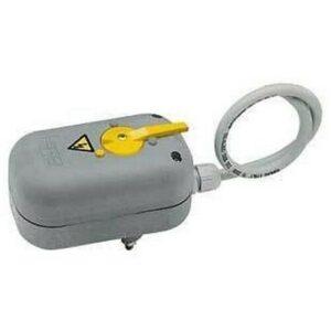 Servocomando elettrico con sblocco manuale tensione 230V - FAR SPA 3007 08