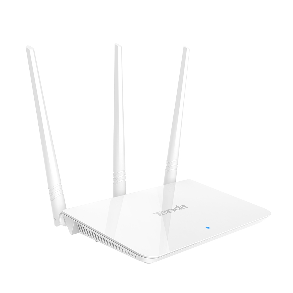 Router Wi-Fi N300 300Mbps 2.4 GHz con Antenne 5dBi ad Alta Potenza Tenda F3 - ELA 429506200