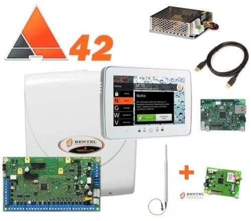 Kit Antifurto Bentel Security Absoluta ABS-KIT2 da 8 a 42 Zo - BENTEL SECURITY KITABS42-IP